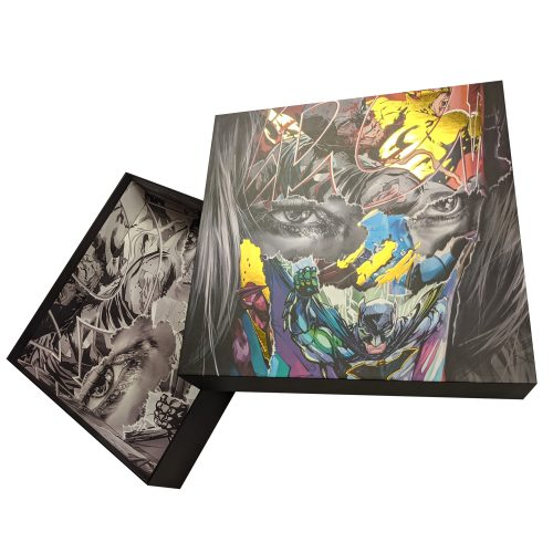 Cages Special Edition packaging
